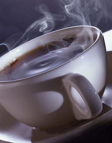 قهوة الحائط
