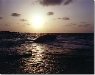 حرية البحر